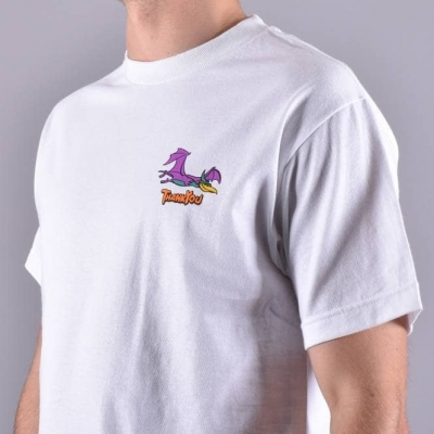 T-SHIRT THANK YOU STONEAGE DACTYL TEE