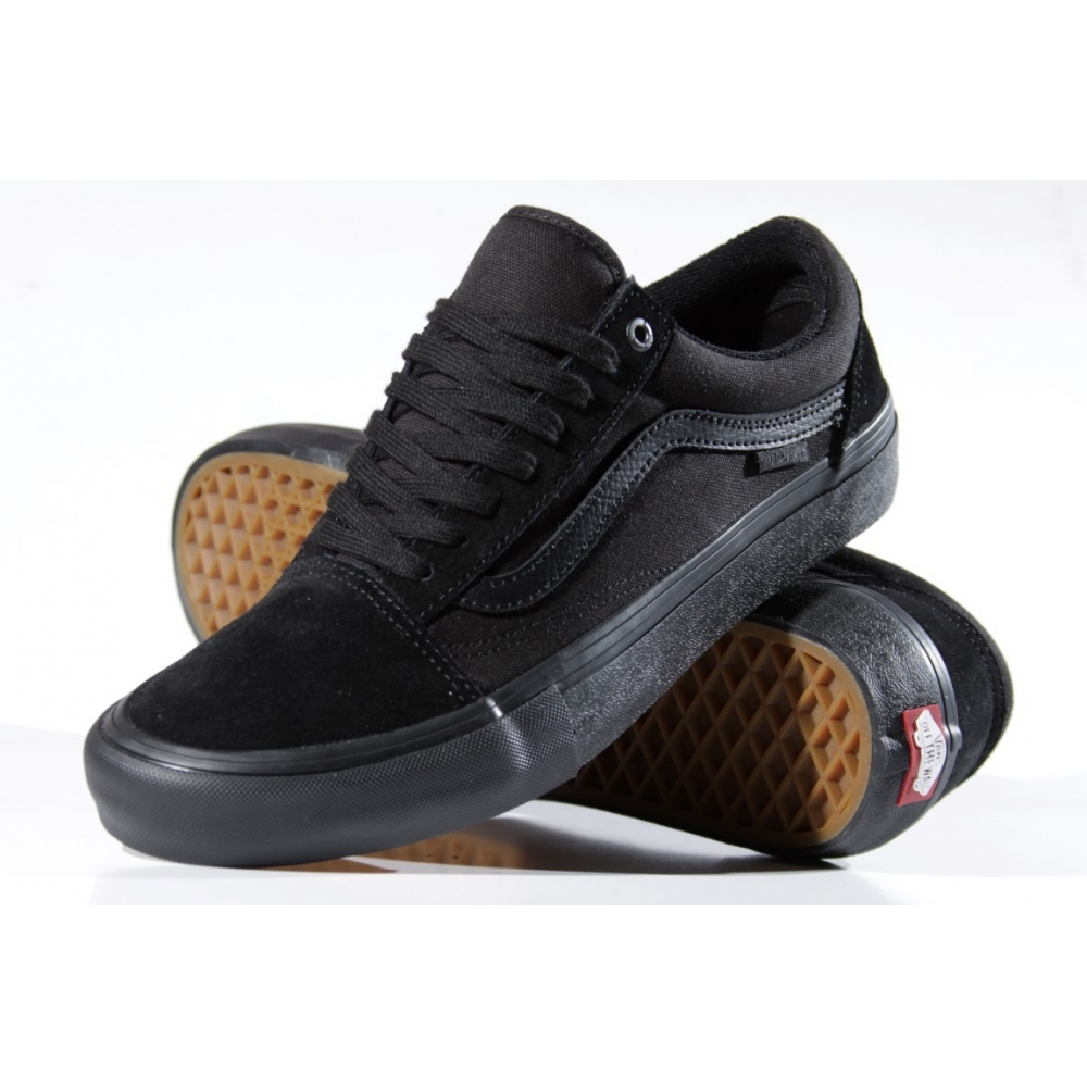 Foto 2 - TENIS MN OLD SKOOL PRO BLACKOUT