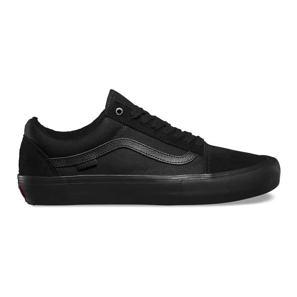 Foto 1 - TENIS MN OLD SKOOL PRO BLACKOUT