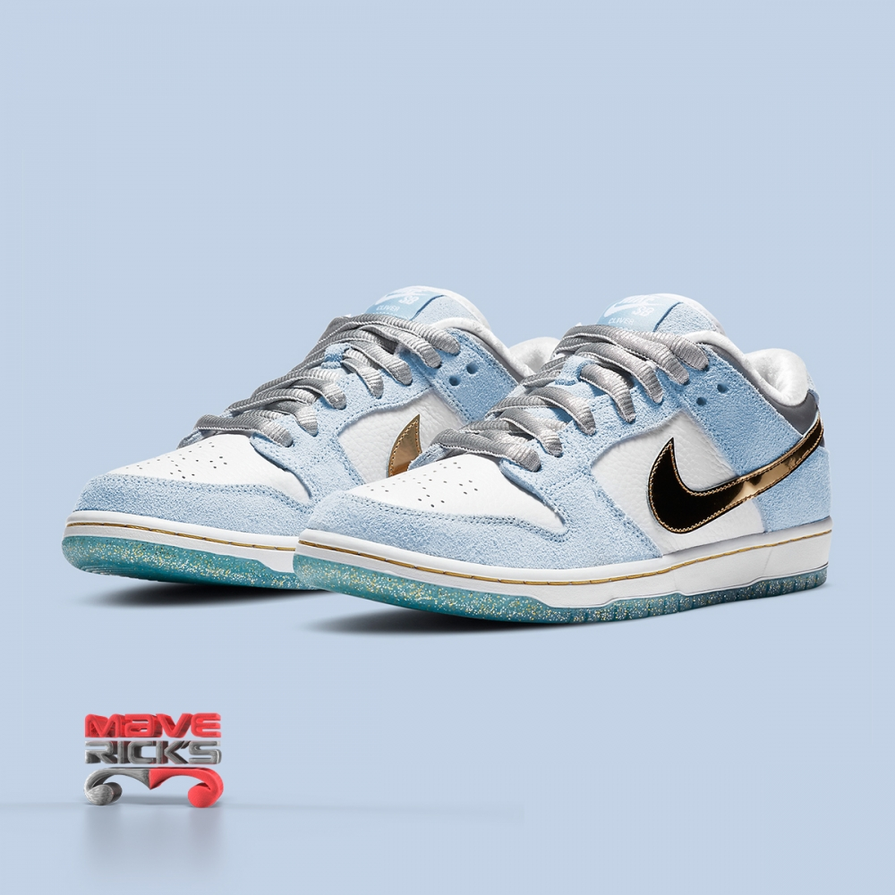 Foto 2 - NIKE X SEAN CLIVER - SB Dunk Low 'Holiday Special' -NOVO-