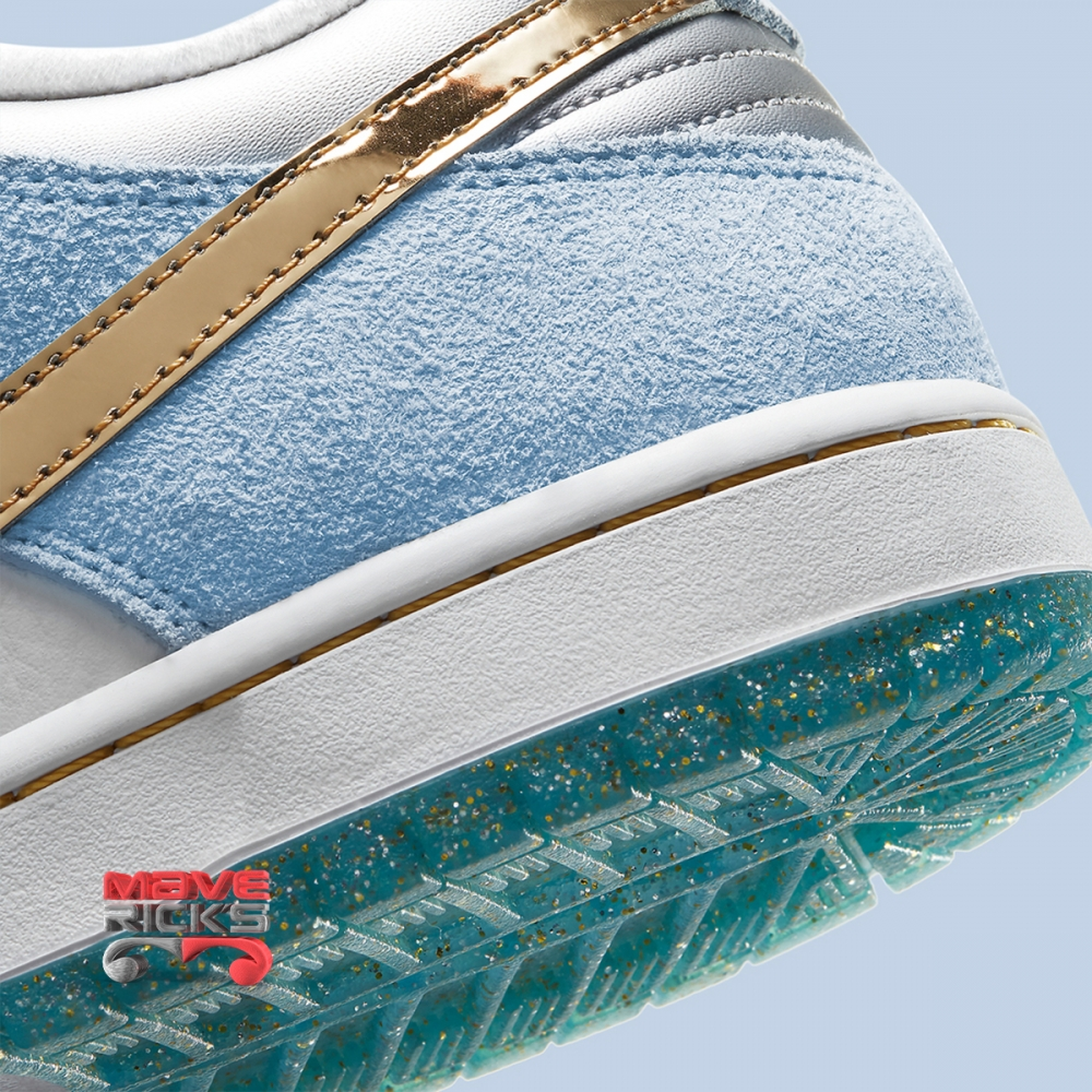 Foto 7 - NIKE X SEAN CLIVER - SB Dunk Low 'Holiday Special' -NOVO-