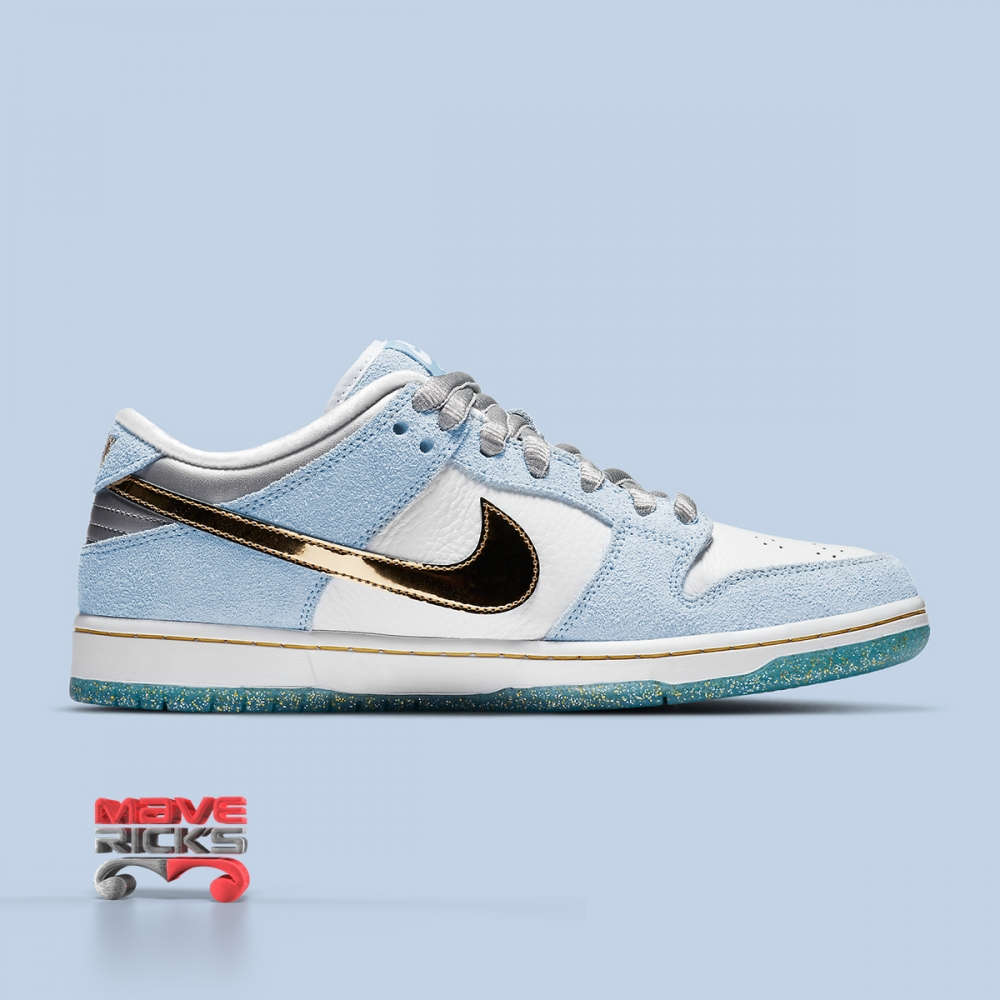 Foto 1 - NIKE X SEAN CLIVER - SB Dunk Low 'Holiday Special' -NOVO-