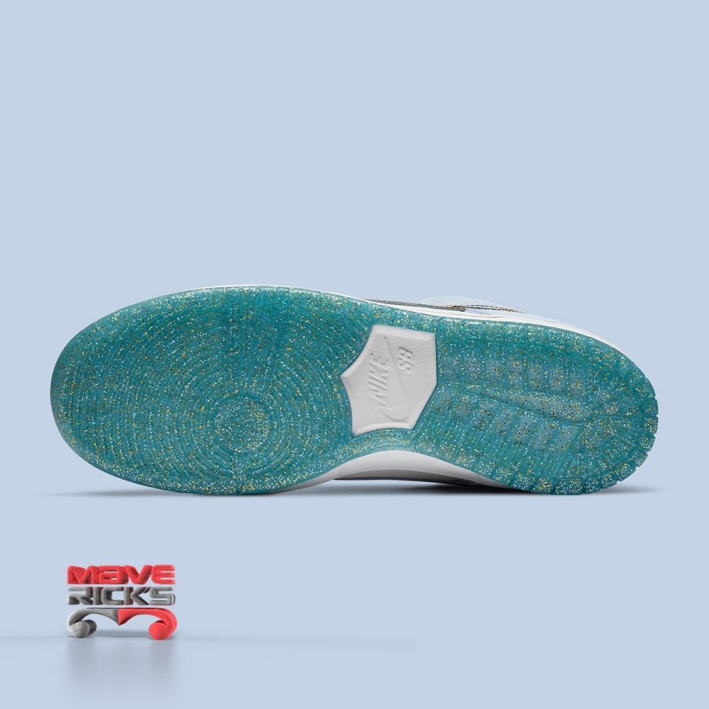 Foto 5 - NIKE X SEAN CLIVER - SB Dunk Low 'Holiday Special' -NOVO-