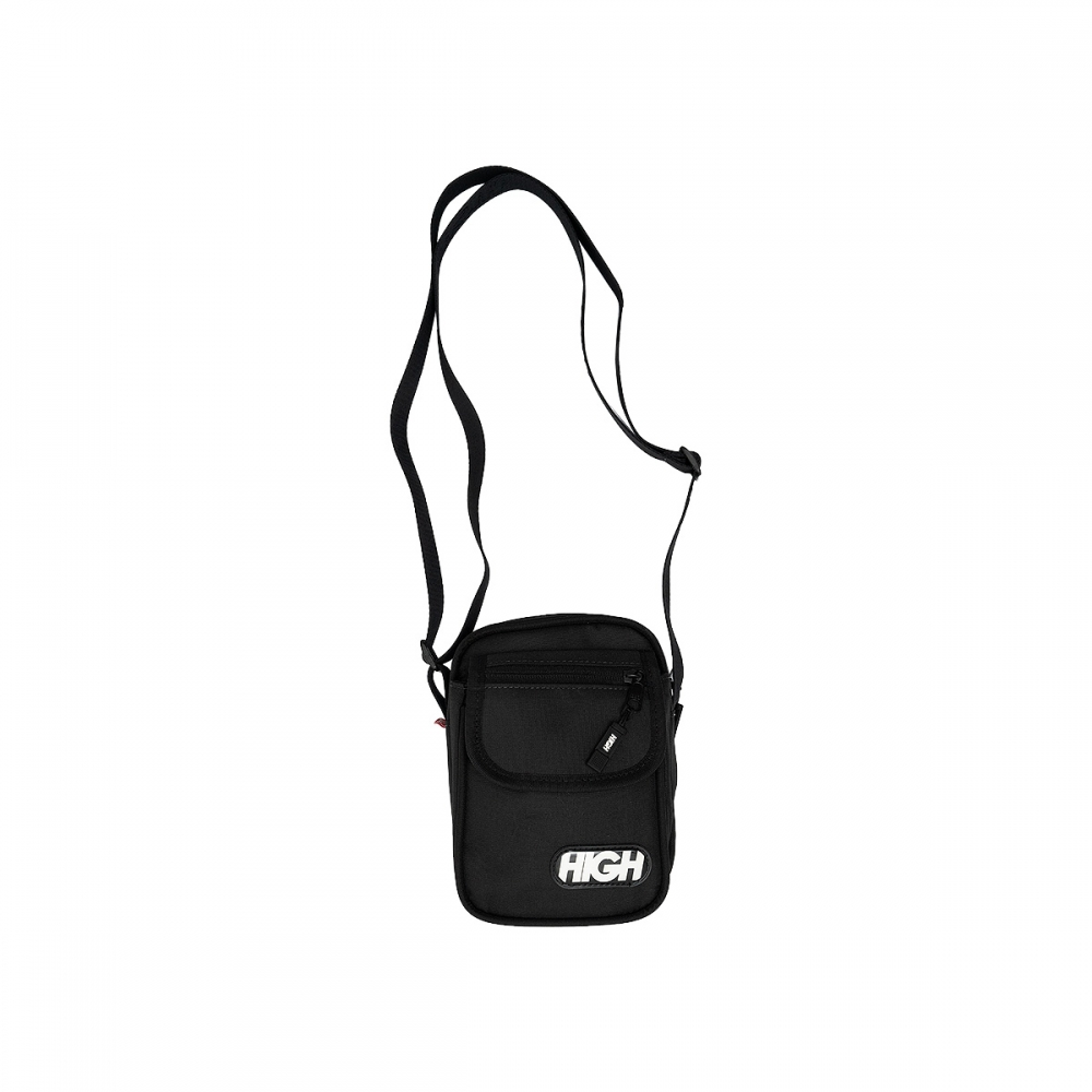Foto 1 - SHOULDER BAG LOGO BLACK