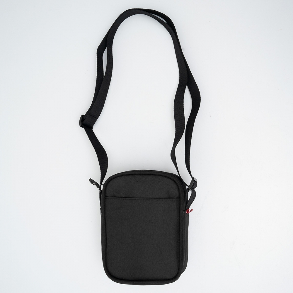 Foto 2 - SHOULDER BAG LOGO BLACK