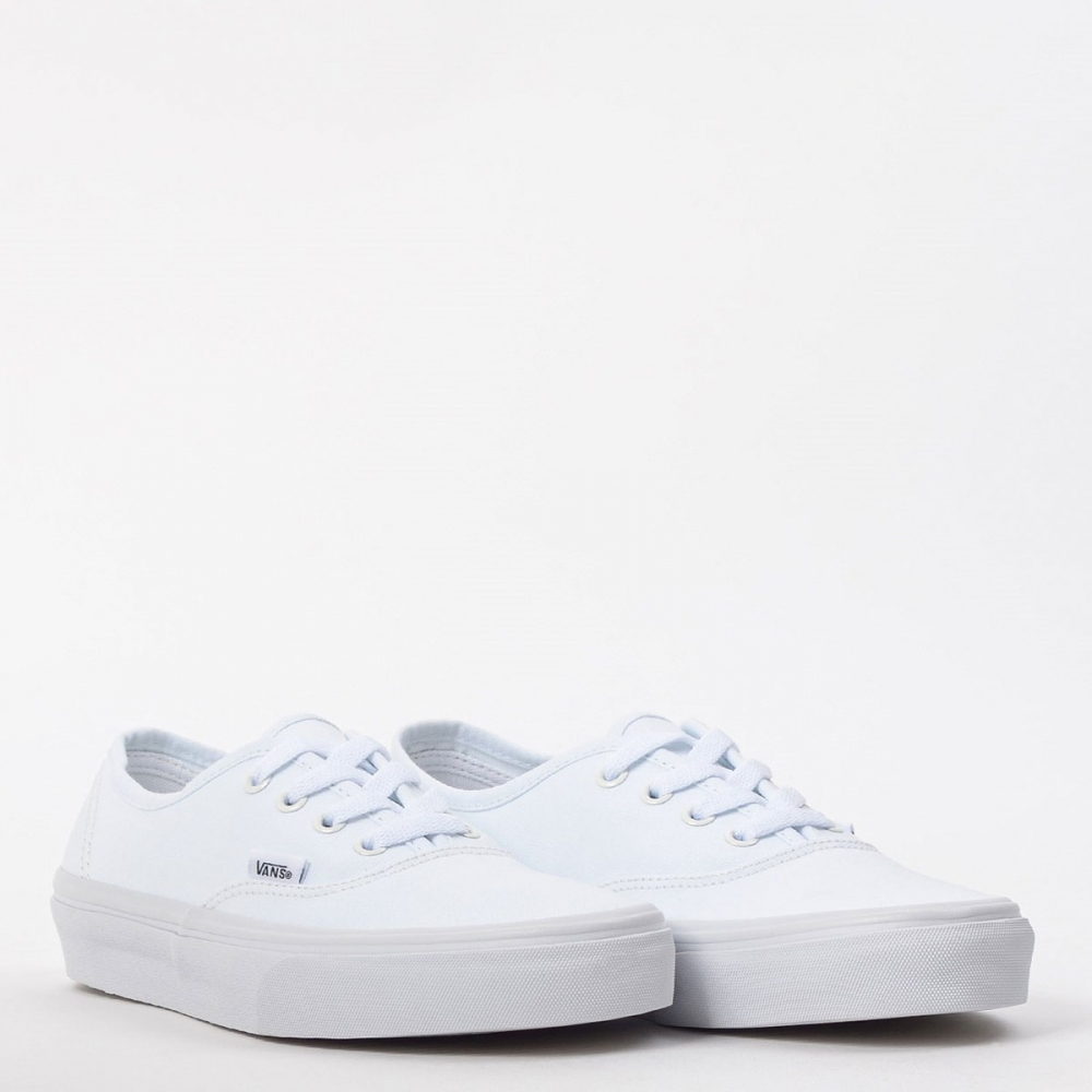 Foto 2 - TENIS VANS AUTHENTIC TRUE WHITE