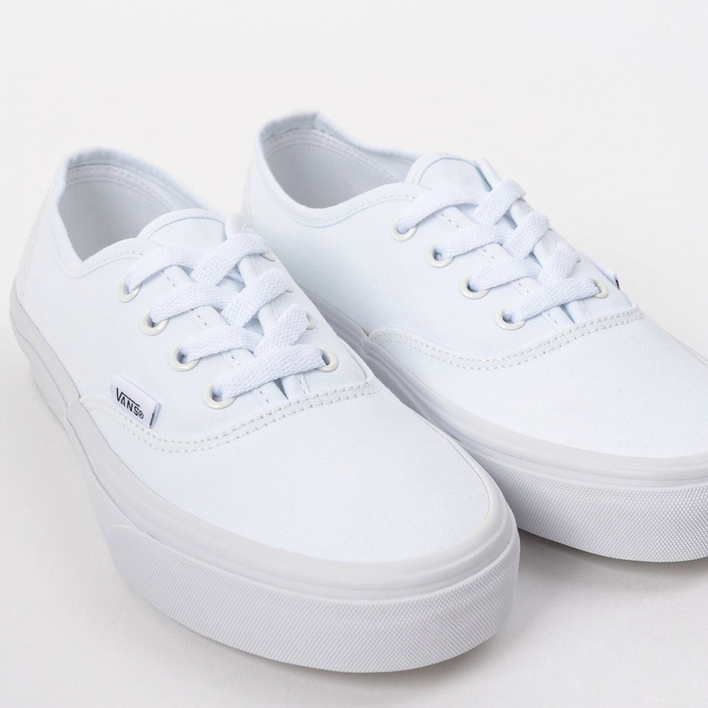 Foto 3 - TENIS VANS AUTHENTIC TRUE WHITE