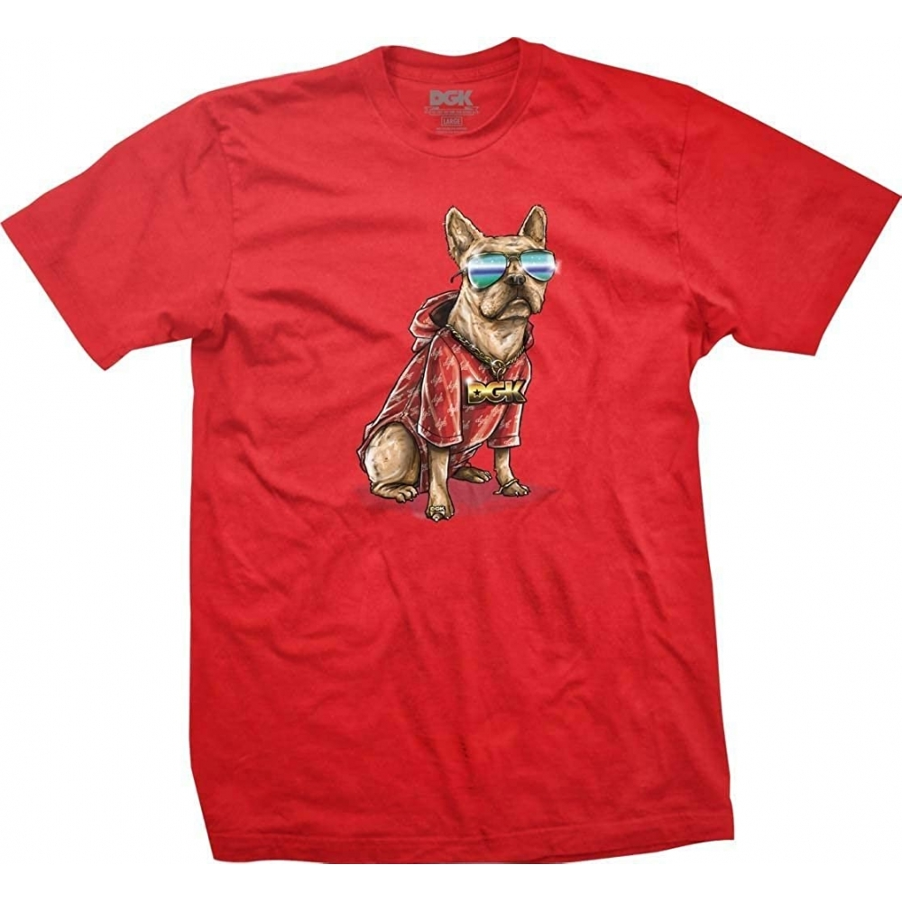 Foto 1 - T-SHIRT DGK FRENCHIE TEE