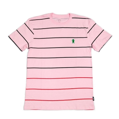 T-SHIRT GRIZZLY SAGUARO TEE PINK