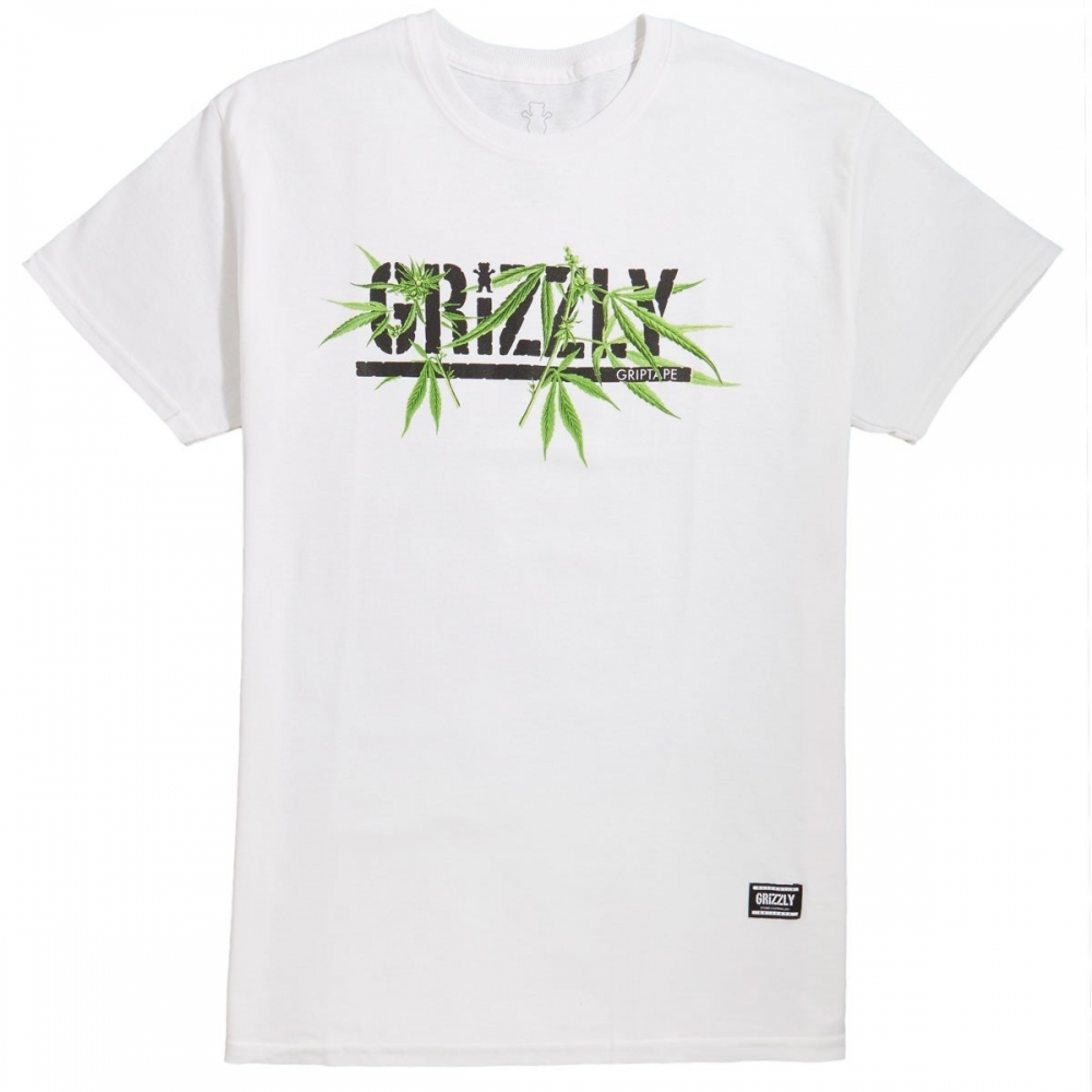 Foto 1 - T-SHIRT GRIZZLY SPEEDS STAMP TEE