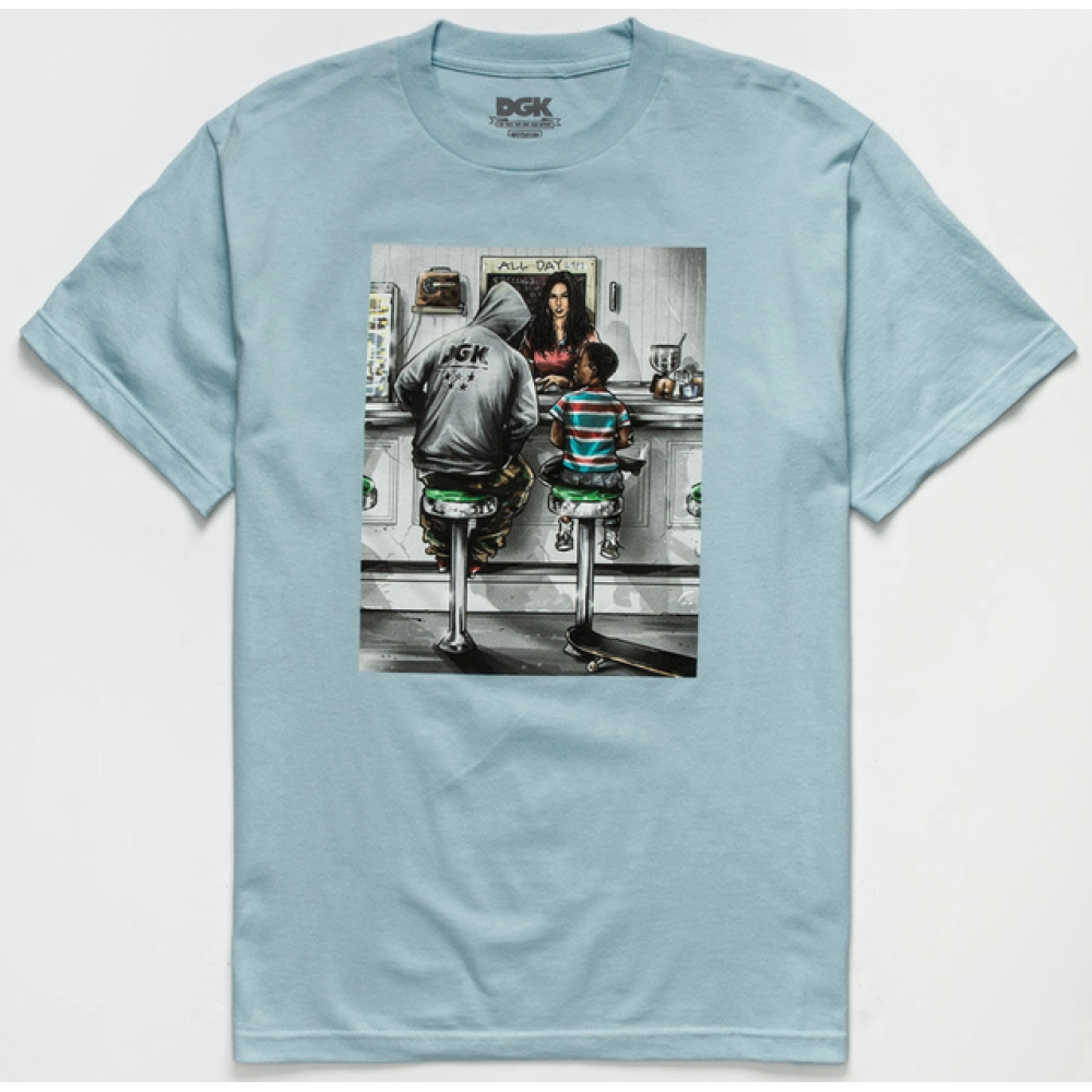 Foto 1 - T-SHIRT DGK ICE CREAM SHOP
