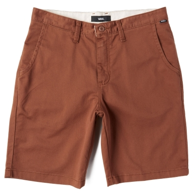 SHORTS MN AUTHENTIC STRETCH TORTOISE SHE