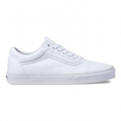 TENIS UA OLD SKOOL TRUE WHITE