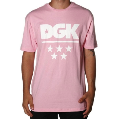 T-SHIRT DGK ALL STAR