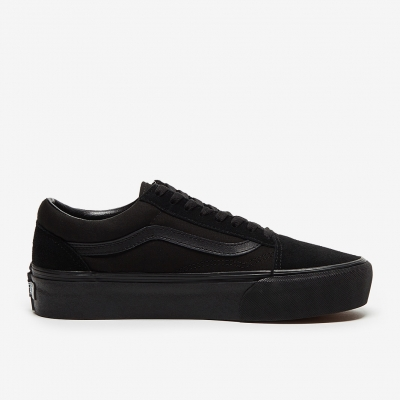 TENIS UA OLD SKOOL PLATAFORM BLACKBLACK