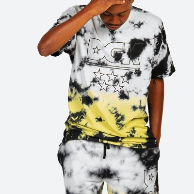 T-SHIRT DGK SHADOW TIE DYE TEE