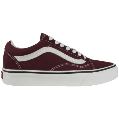 TENIS VANS OLD SKOOL VINHO PORT ROYALE
