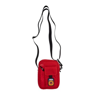 SHOULDER BAG MAGICAL RED