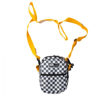 SHOULDER BAG DGK FINISH LINE MULTICOLORI