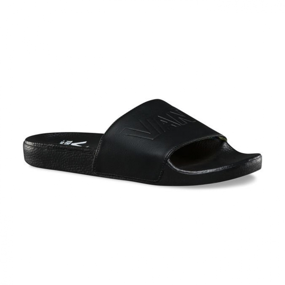 Foto 3 - CHINELO MN SLIDE-ON BLACKBLACK