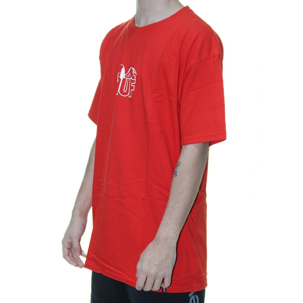 Foto 2 - CAMISETA SNOOPY RESTING 00645 RED