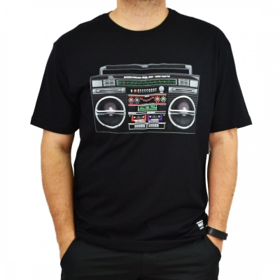 T-SHIRT GRIZZLY BOOM BOX