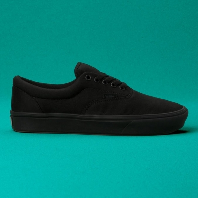 TENIS UA COMFYCUSH AUTHENTIC BLACK