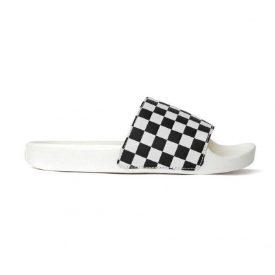 SANDALIA WM SLIDE-ON CHECKERBOARD RACING
