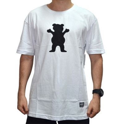 T-SHIRT GRIZZLY OG BEAR TEE BIG