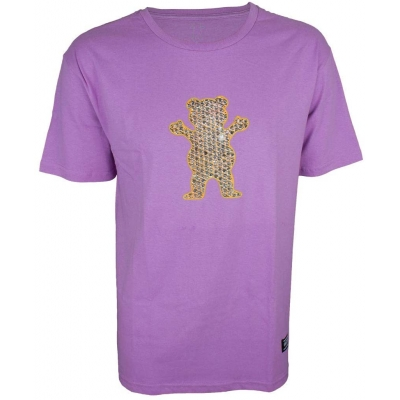 T SHIRT GRIZZLY BIEBEL PRO BEAR TEE