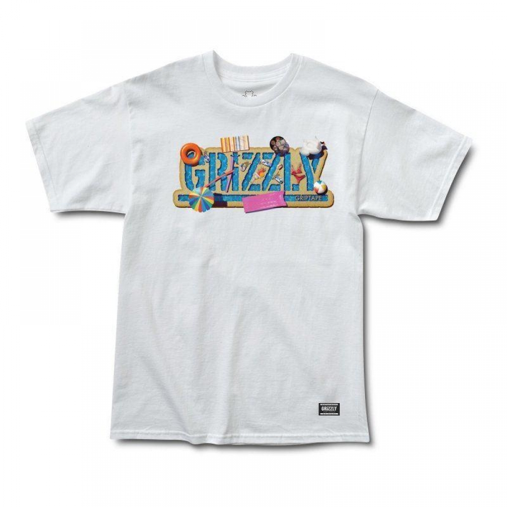 Foto 1 - T-SHIRT GRIZZLY POOL PARTY