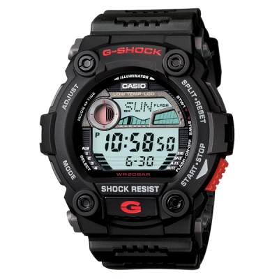 RELOGIO G SHOCK DIGITAL CX RESINA PRETO