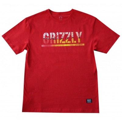 T-SHIRT GRIZZLY BREW
