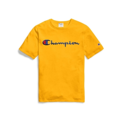 CAMISETA CHAMPION ELEVATED HERITAGE TEE